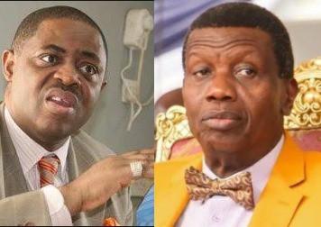 FFK and Enoch Adeboye