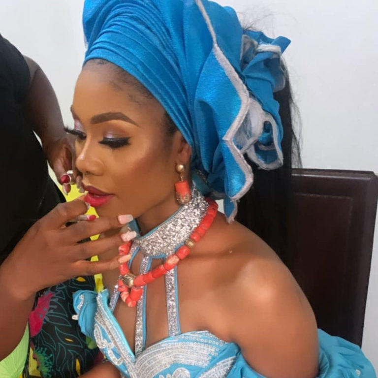Janemena ties knot with lover in Delta