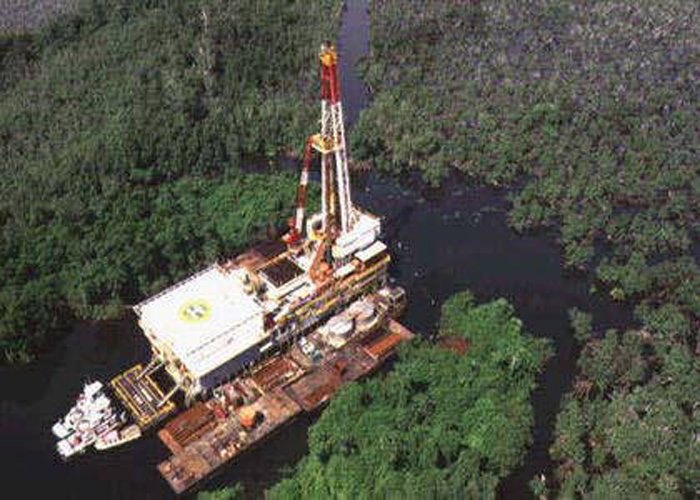 Soku oil fields