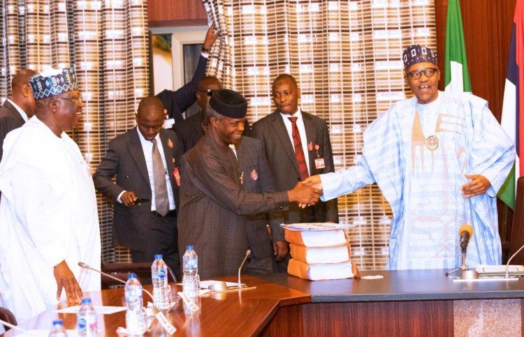 Buhari signs 2020 budget