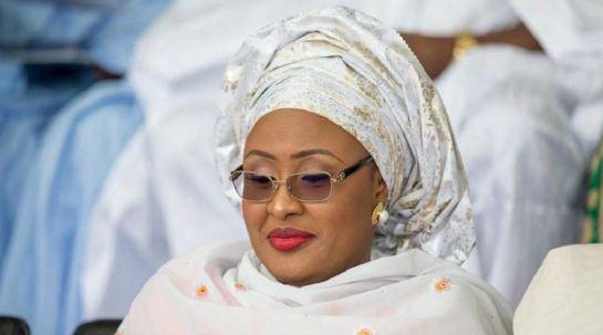Aisha Buhari,