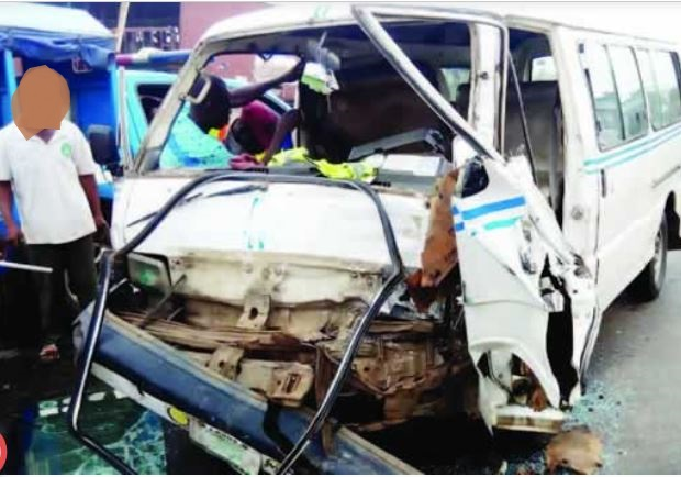 horror crash in Kwara