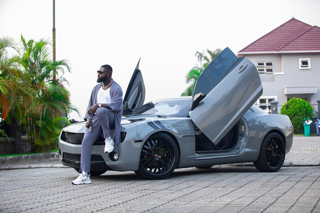 Alexx Ekubo, IK Ogbonna And Yomi Casual show off their supercars