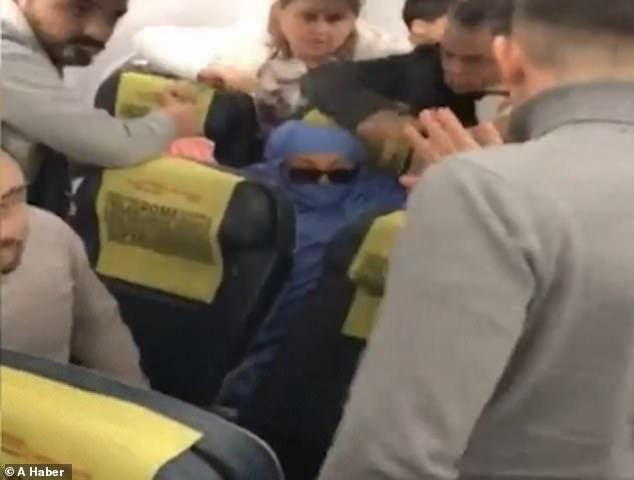terrorist on plane