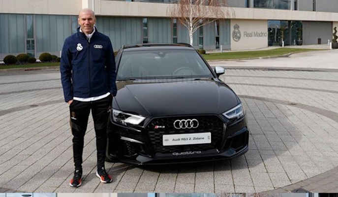 Real Madrid players gifted brand new cars by the club management