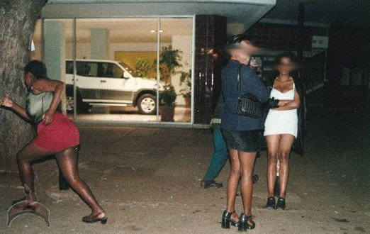 woman lures girls to prostitution