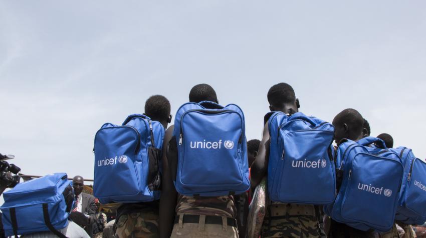 UNICEF in Borno
