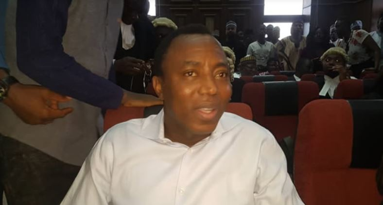 Sowore in detention