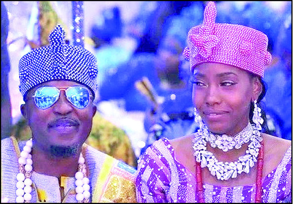 Oluwo of Iwo marriage