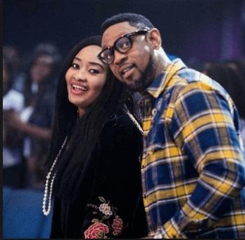 Pastor Biodun Fatoyinbo and wife, Modele