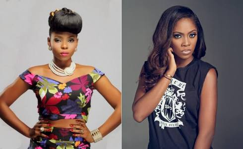 Yemi Alade and Tiwa Savage