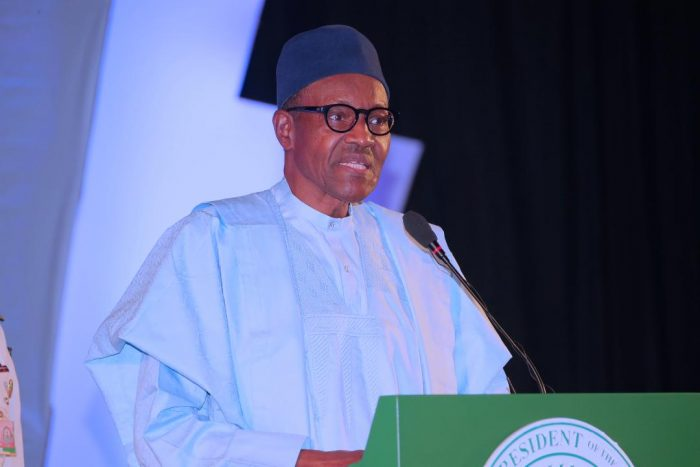 Buhari Christmas day message