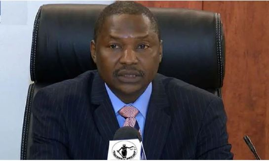 Attorney-General of the Federation and Minister of Justice, Abubakar Malami