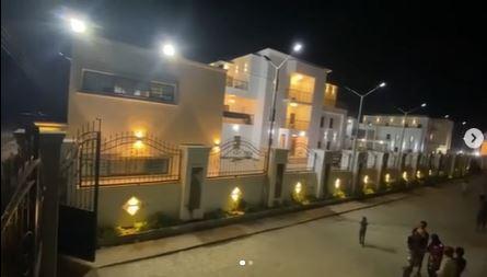 Kcee's mansion