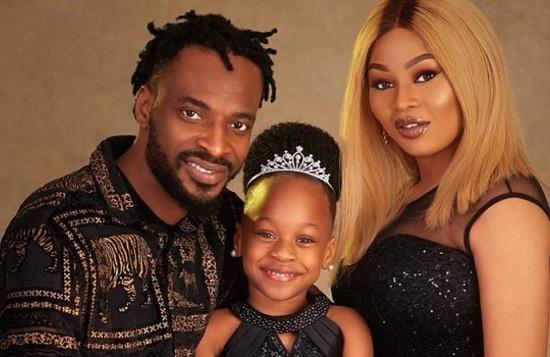 9ice and new wife, Olasunkanmi Ajala