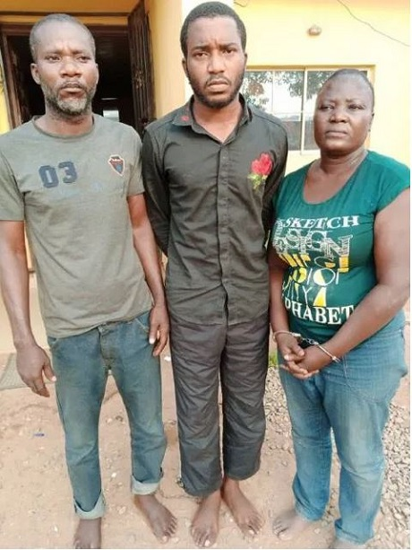 The killer of the 400-level LASU student, Favour Daley