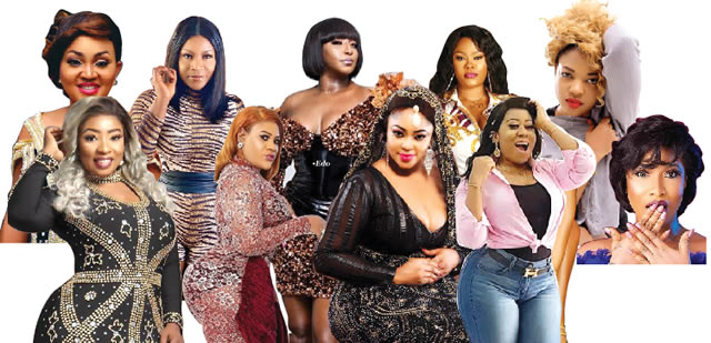 sexiest Nollywood actresses,