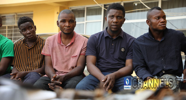 Abuja armed robbers arrested by police