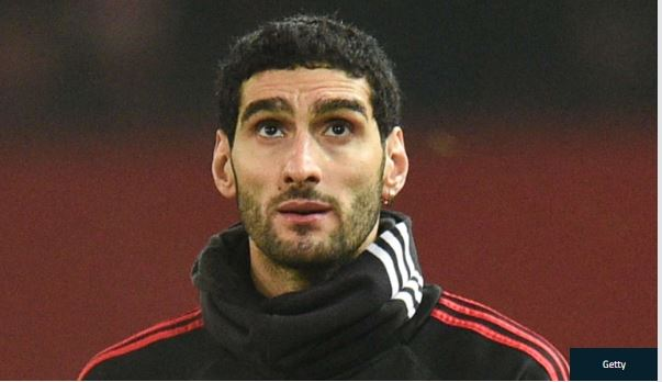 Fellaini Leaves Man Utd For China In 10.5 Million Pounds Deal