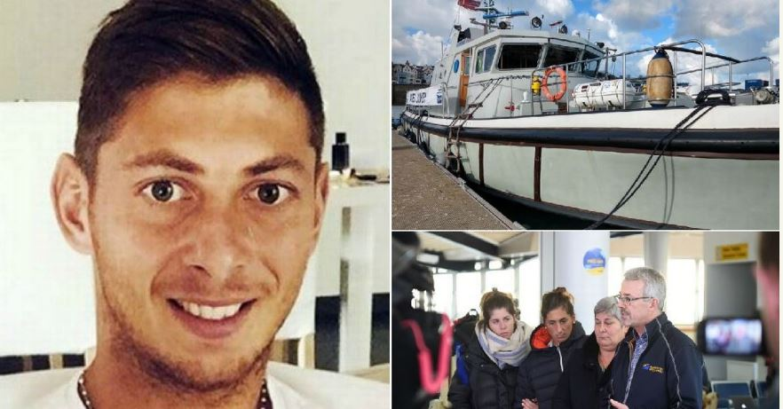 Plane Carrying Missing Footballer, Emiliano Sala Has Been Found