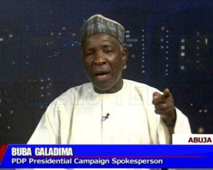 How Local Govts Were Paid N20m To 'Purchase' People For Buhari's Rallies - Galadima