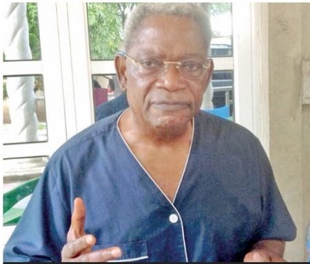 Senator Waku Dies In US At 72