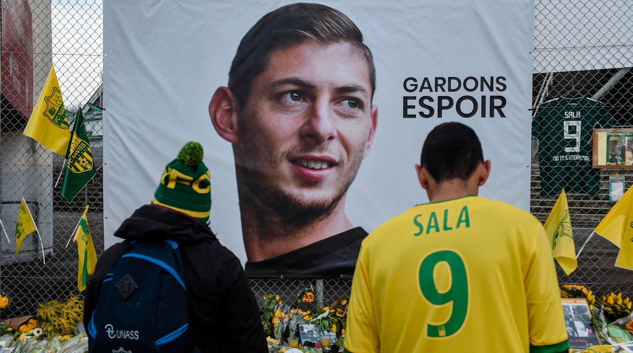 Missing Footballer, Sala's Father Speaks After His Son's Plane Was Recovered