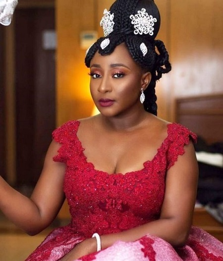 Ini Edo Steps Out In Delectable Outfit For The Weekend