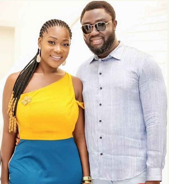 Mercy Johnson And Her Husband In Dubai For Valentine (Photo)