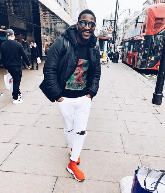 Tobi Bakre Reveals His Saddest Valentine's Day Experience... It Will Make You Cry