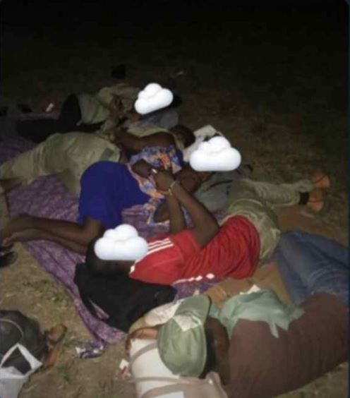 See How Corps Members On INEC Duty Were 'Packed Like Sardines' In The Dark