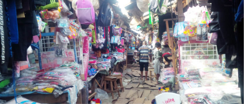 Drama As Female Customers Abandon Underwear Markets In Edo