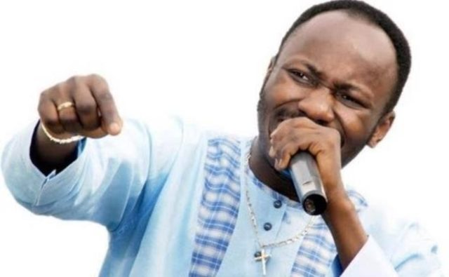 How Apostle Johnson Suleman Prophesied Postponement Of 2019 Elections (Video)