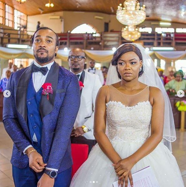 Nollywood Actors, Kehinde Bankole And Bryan Okwara Get