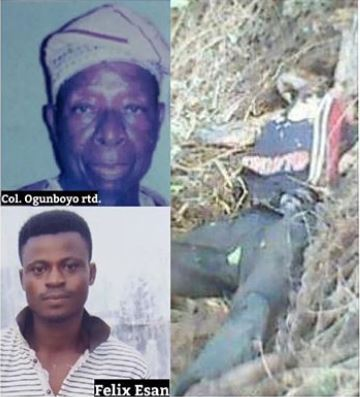 , 81-Year-Old Retired Colonel Sentenced To 25 Years In Jail For Manslaughter In Ekiti (Photo), No. 1 Information Arena