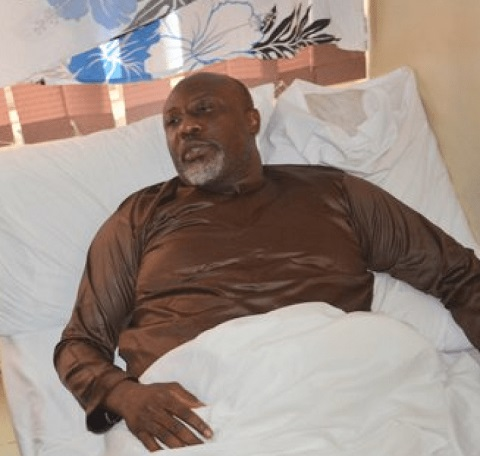 , BREAKING News: Masked Policemen Allegedly Storm Clinic, Evacuate Dino Melaye, No. 1 Information Arena