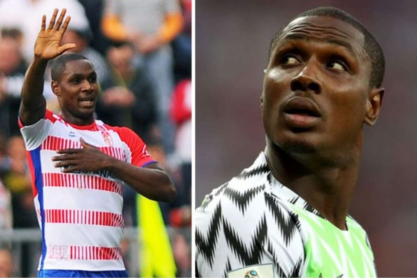 , Nigerian Striker, Odion Ighalo Wants English Premier League Return, No. 1 Information Arena