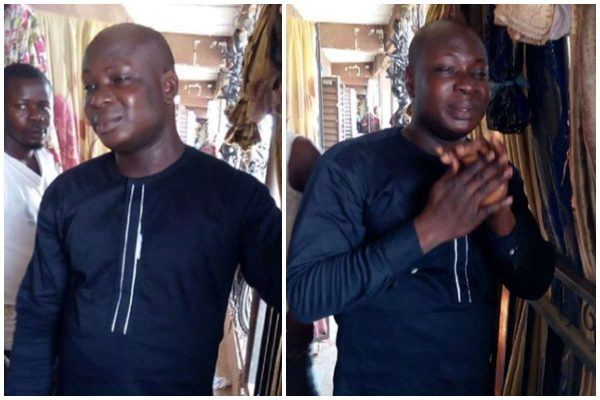 Man Caught Red-handed Trying To Buy Goods With Fake Bank Alert In Lagos