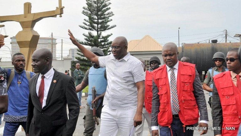 How I Gave Fayose $5 Million Cash From Nigeria's Security Funds - Obanikoro