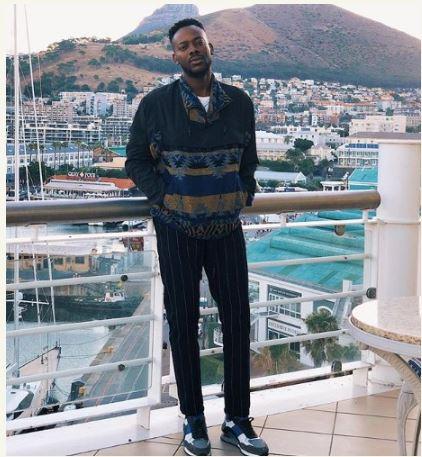 Simi And Adekunle Gold Honeymoon In Cape Town (Photos)