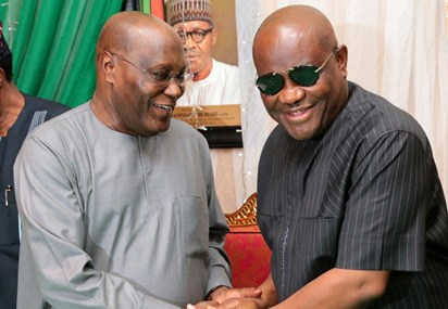 Man Names His New Born Twins Atiku and Wike In Rivers State