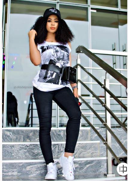 BBNaija Star, Nina Opens Up On How She Entered The Big Brother Naija House