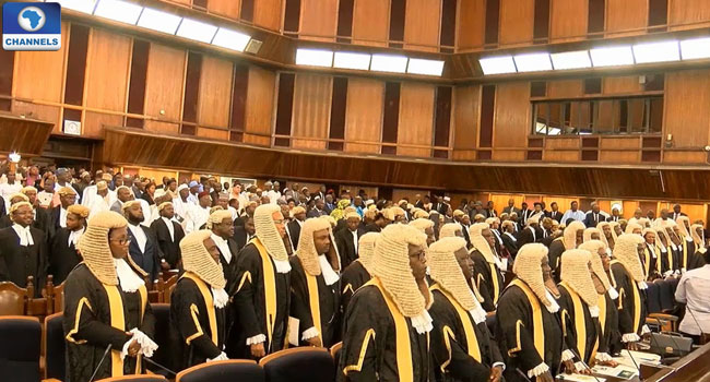NJC Holds Emergency Meeting Over Onnoghen's Suspension