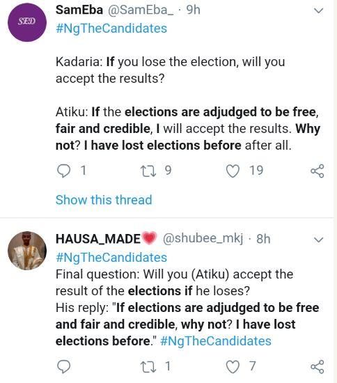 , What Will Happen If I Lose Election – Atiku, NewsExtra