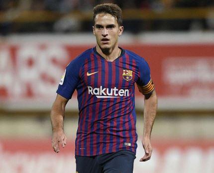 Suarez Bids Barcelona Farewell