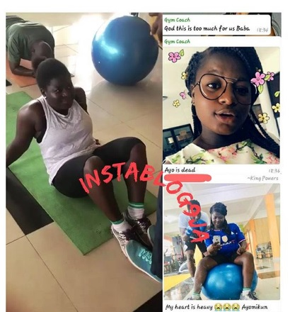Female Corper Dies After Applying Sniper To Hair To Destroy Troubling Lice (Photo)