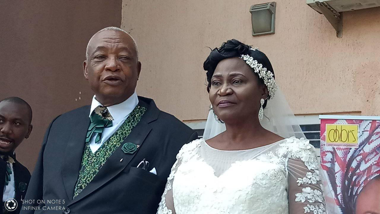Wow! 73-year-old Man Marries His 63-year-old Lover In Kaduna (Photos)