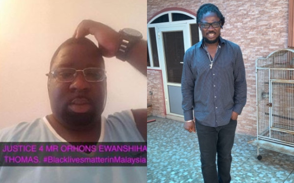 Nigerian PhD Student Dies After Wrongful Arrest In Malaysia (Photo)