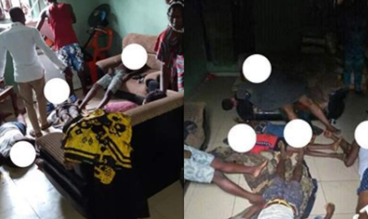 Family Of 7 Killed By Generator Fumes In Rivers State (Photos)