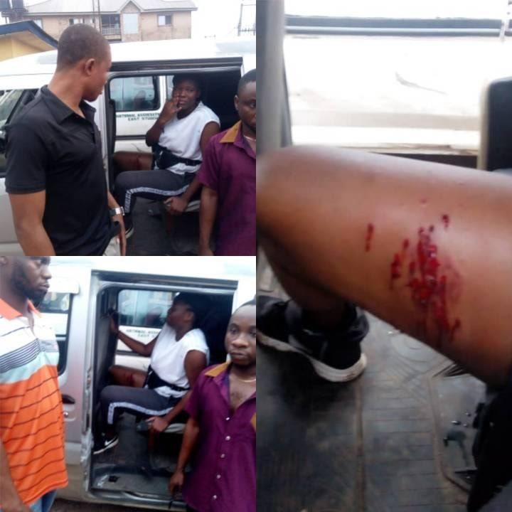 IMSU Final Year Student Robbed And Shot By Gunman At Bishop's Court (Photo)